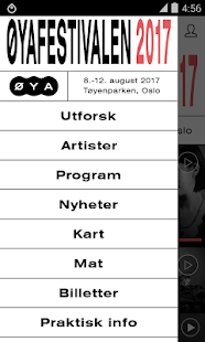 Øyafestivalen 2017- screenshot thumbnail