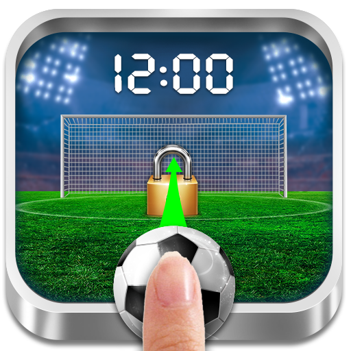 Football & shooting lock screen file APK for Gaming PC/PS3/PS4 Smart TV