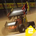 Outlaws - Sprint Car Dirt Racing 2 Online icon