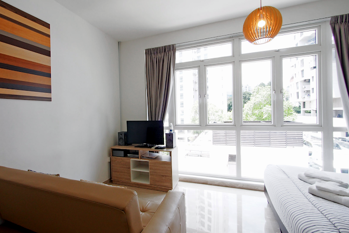 Studio apartment at Ava Road, Singapore