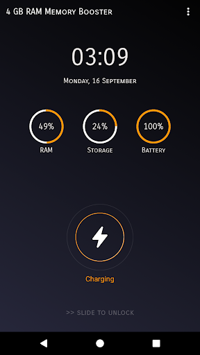 4 GB RAM Memory Booster - AppLock 6.7.10.3 screenshots 7