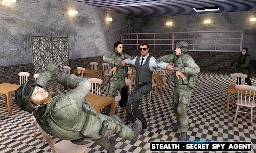 비밀 요원 스파이 생존자의 3D