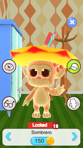 Talking Monkey filehippodl screenshot 7