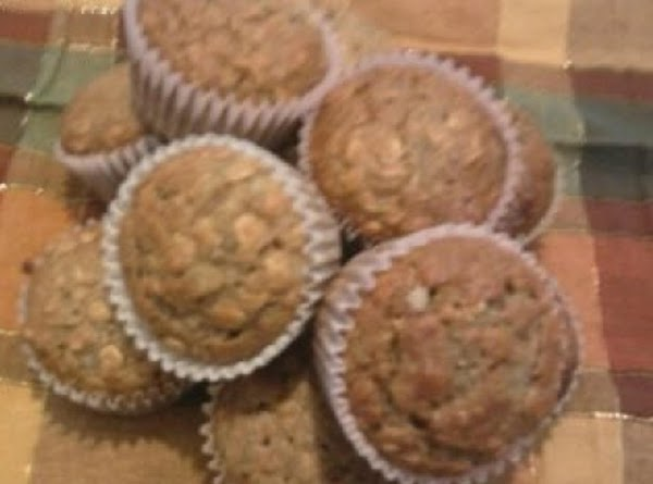Banana Oatmeal Muffins Recipe