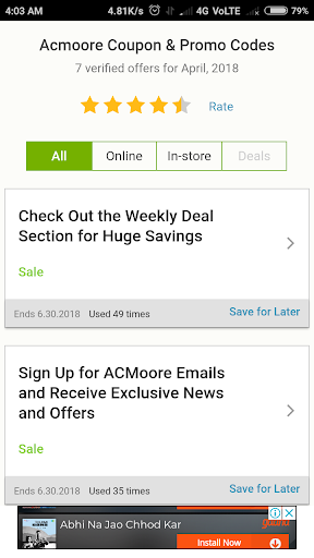 Coupons For Ac Moore Apk Android – gameapks com