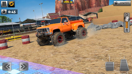 Off Road Monster Truck Driving - SUV Car Driving ss3