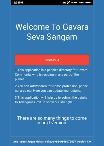 Gavara Directory