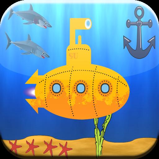 水中での海底シンク 街機 LOGO-玩APPs