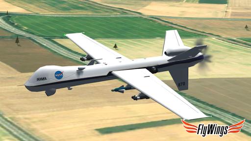 Flight Simulator 2015 Flywings - Paris and France apkpoly screenshots 22