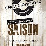 Garage Port Barrel Saison