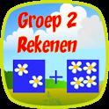 Rekenen Groep 2 basisschool icon
