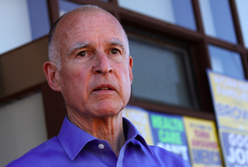 New ad calls on Gov. Jerry Brown to deny sanctuary designation