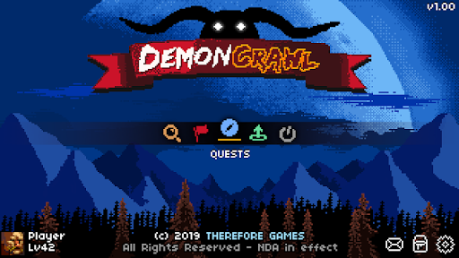 DemonCrawl 1.49.0 screenshots 1