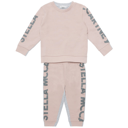 Primary image of Stella McCartney Logo Tracksuit Set