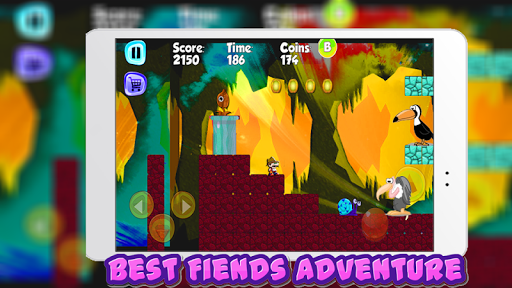 Best Fiends Adventure 3.6 {cheat|hack|gameplay|apk mod|resources generator} 4