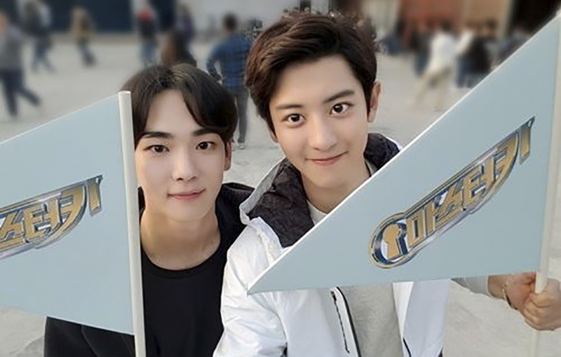 shinee key exo chanyeol