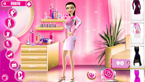 Top Model Dress Up: Hair Salon