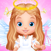 Angel Dress Up Games for Girls