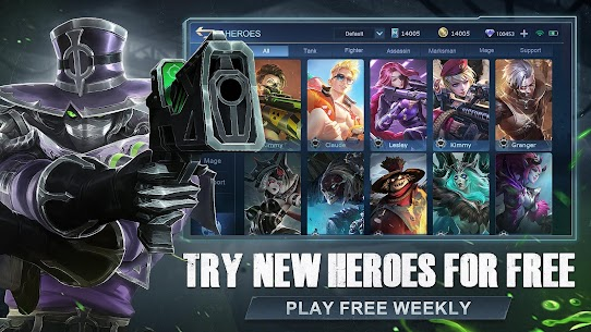 Mobile Legends: Bang Bang APK 4