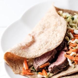 Thai Beef Steak Tacos Recipe