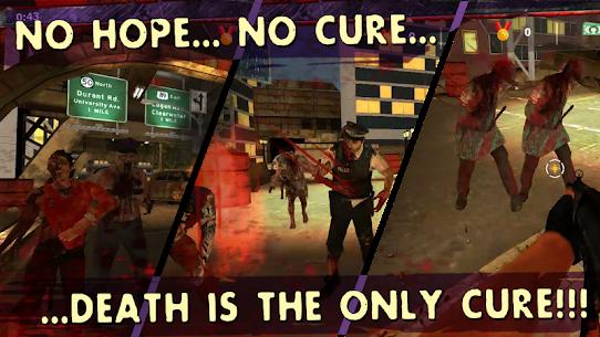 Zombie Shooter: Left for Dead MOD APK 3