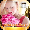 Frases De Buenos Dias Amor icon