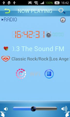 android Classic Rock Radio Screenshot 5