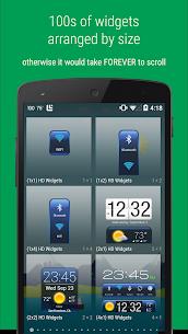 HD Widgets APK 4