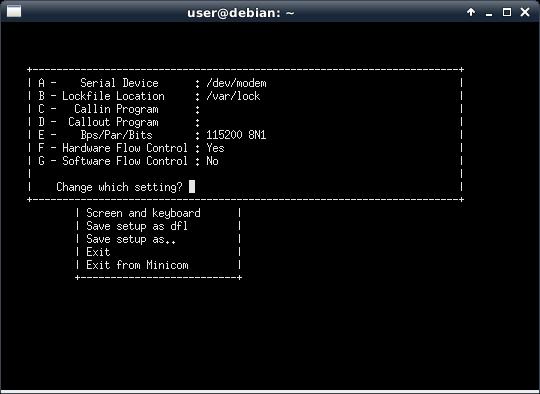 41 configure minicom 2.png