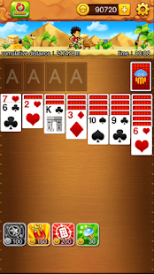 Run Run Solitaire