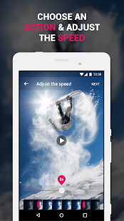 App ?Efectum – Slow Motion, Reverse Cam, Fast Video APK for Windows Phone