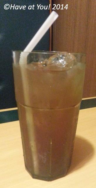 Panama Iced Tea