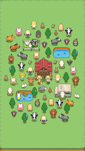 Tiny Pixel Farm - Simple Farm Game Screenshot