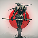Samurai Wallpapers for New Tab Icon