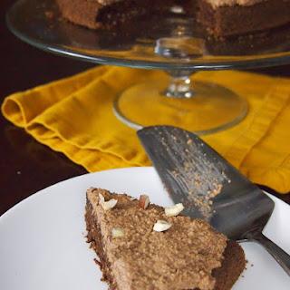 Chocolate Cake with Nutella Cream and BIG NEWS!