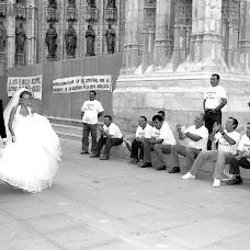 Wedding photographer Javier Zambrano (javierzambrano). Photo of 09.01.2018