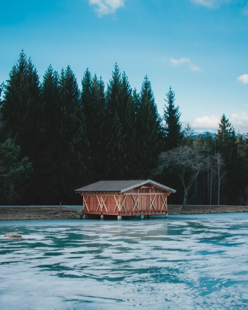 Iced Lake di riccardovicidomini