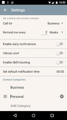 Nextcall Mobile CRM