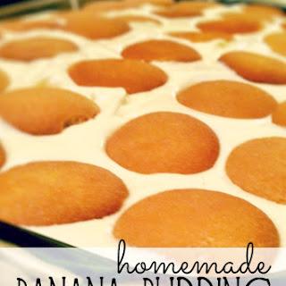 Paula Deen's Banana Pudding (mmmmm. . . )