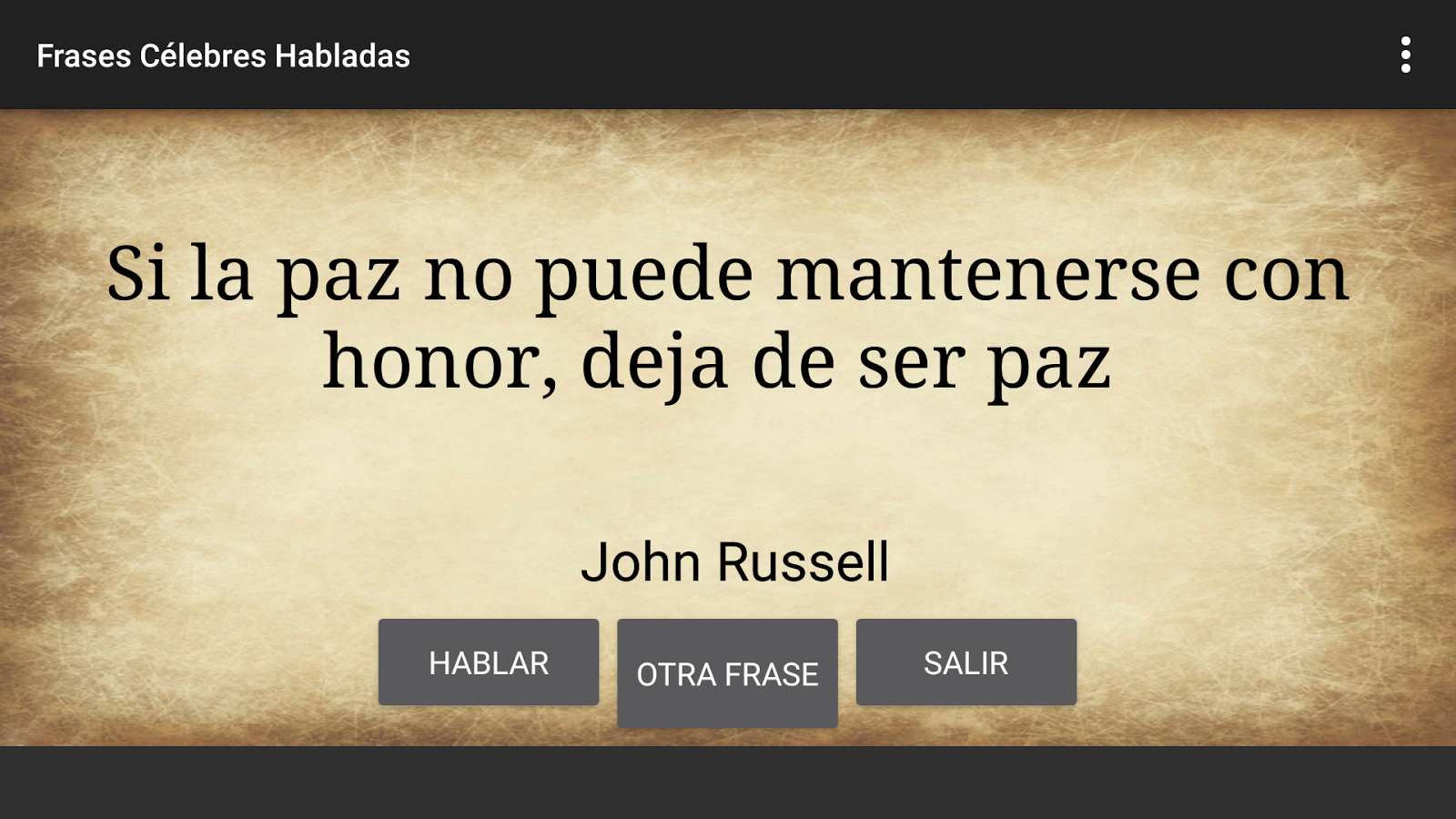 Frases Y Citas Célebres: Android Apps On Google Play