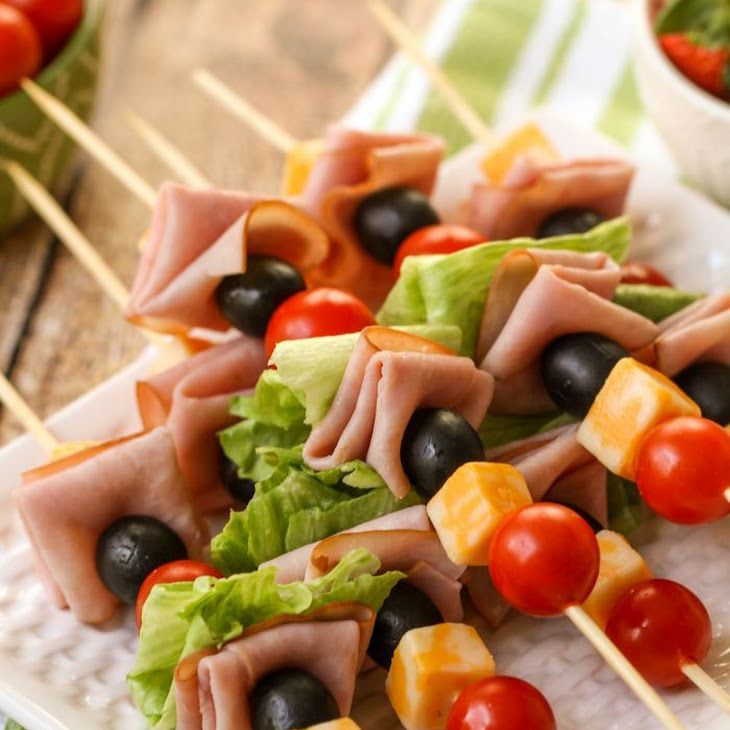 Lunch Kabobs Recipe