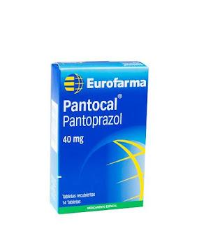 PANTOCAL 40MG TABLETAS   CAJA X14TAB. EUROFARMA PANTOPRAZOL
