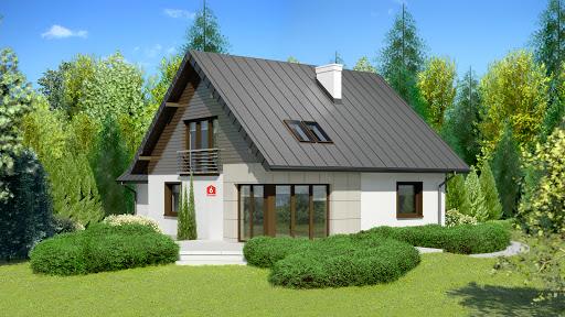 projekt Dom przy Cyprysowej 6