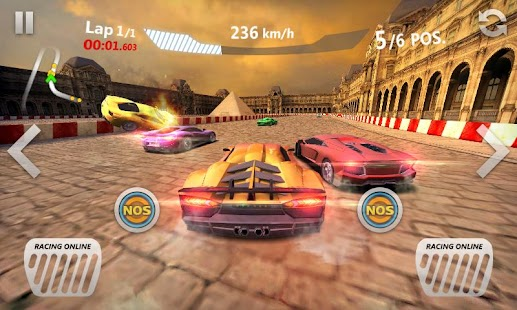ApkMod1.Com Sports Car Racing + (Unlimited coins gold) for Android Game Racing