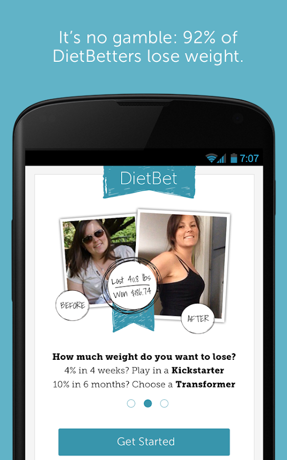 DietBet - Weight Loss Games- screenshot