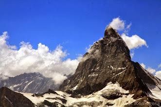 Photo: Iconic Matterhorn