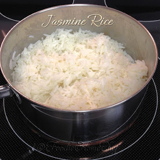 Flavoring Jasmine Rice Recipes