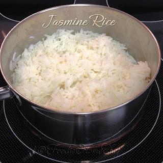 Jasmine Rice.