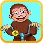 Dr George & Curious Bike