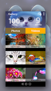 Gallery - Advance Mobile Gallery 1.1